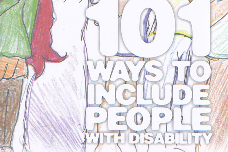 Everyone Everyday Book –101 Ways To Include People With Disability