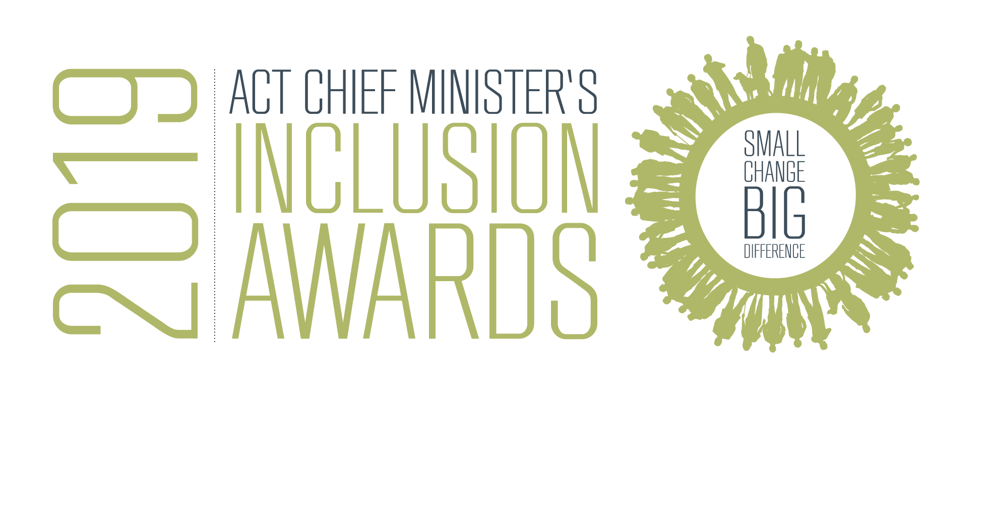 2019 ACT Chief Minister's Inclusion Awards - Small Change Big Difference